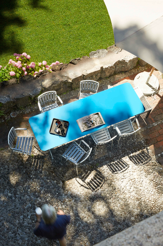 Haefeli Stuhl + Tisch