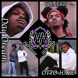 OTTO HAZE & TUNEZZ