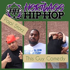 THIS GUY COMEDY & PAPI STORZ