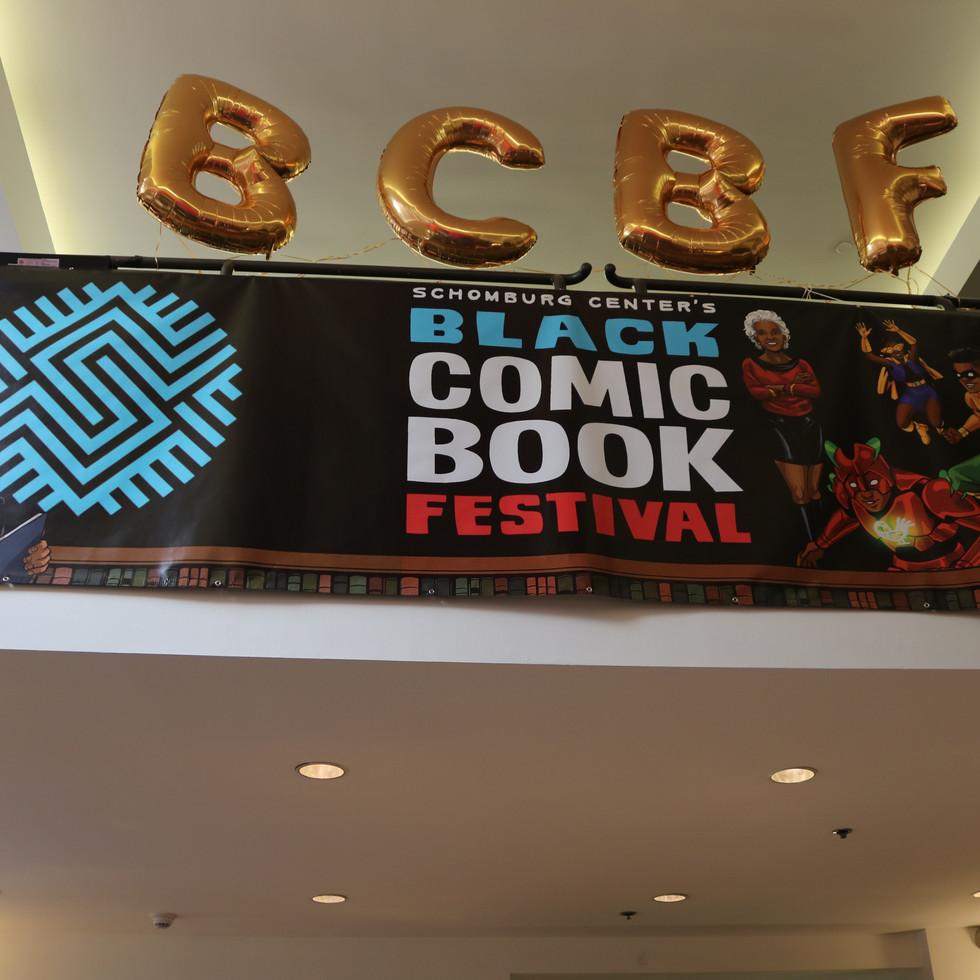 The 8th Annual Black Comic Book Festival
