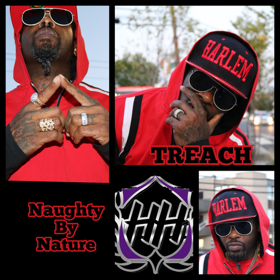 Treach Collage