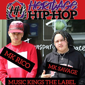 MUSIC KINGS THE LABEL