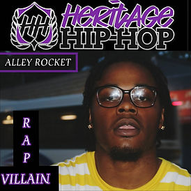 Alley Rocker - Rap Villain