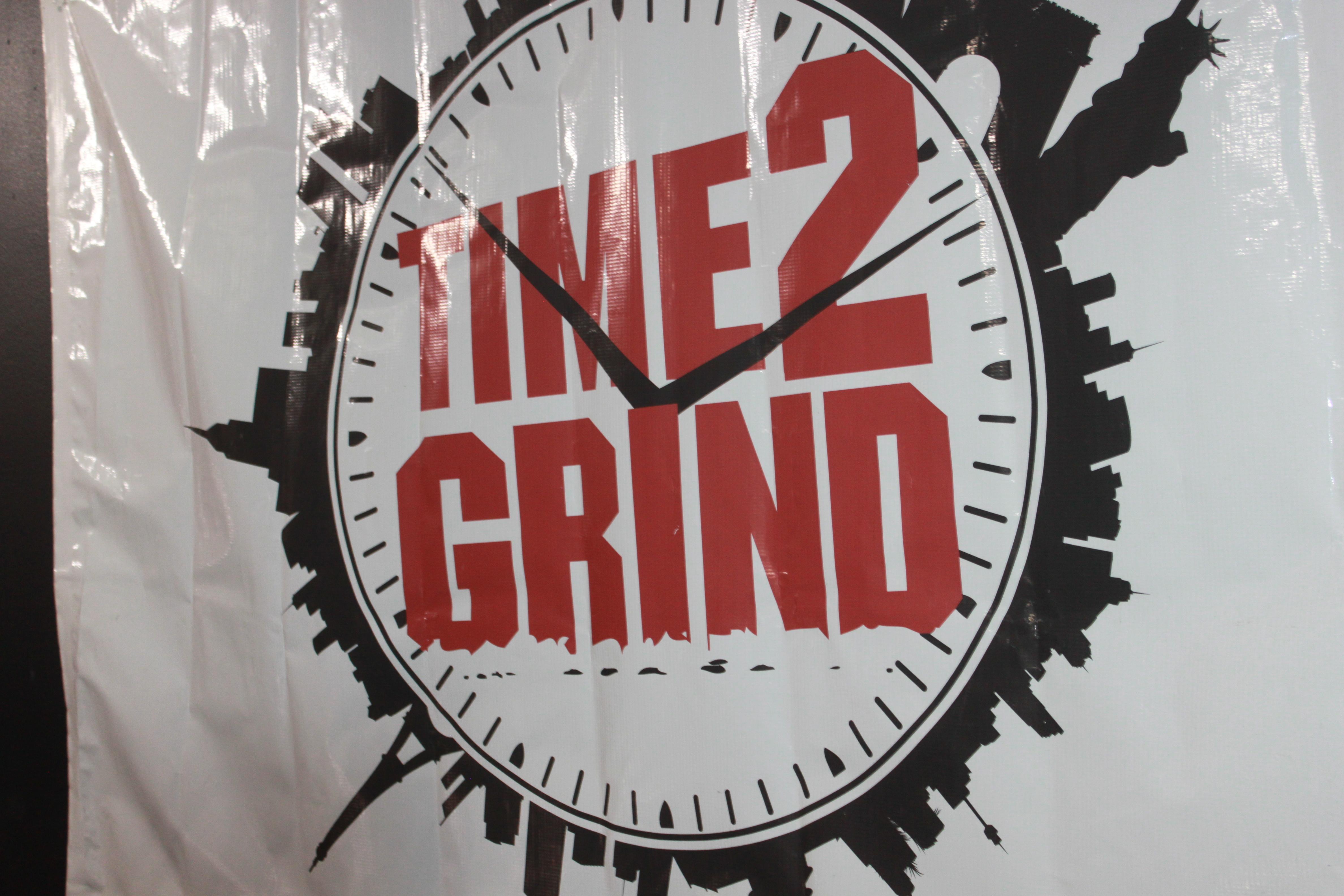 TIME2GRIND