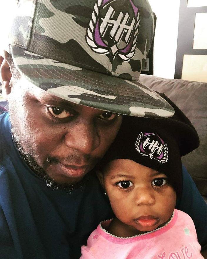 Hustle Black & Baby Girl