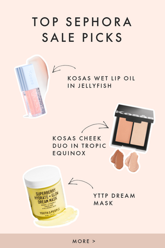 TOP SEPHORA RECOMMENDATIONS