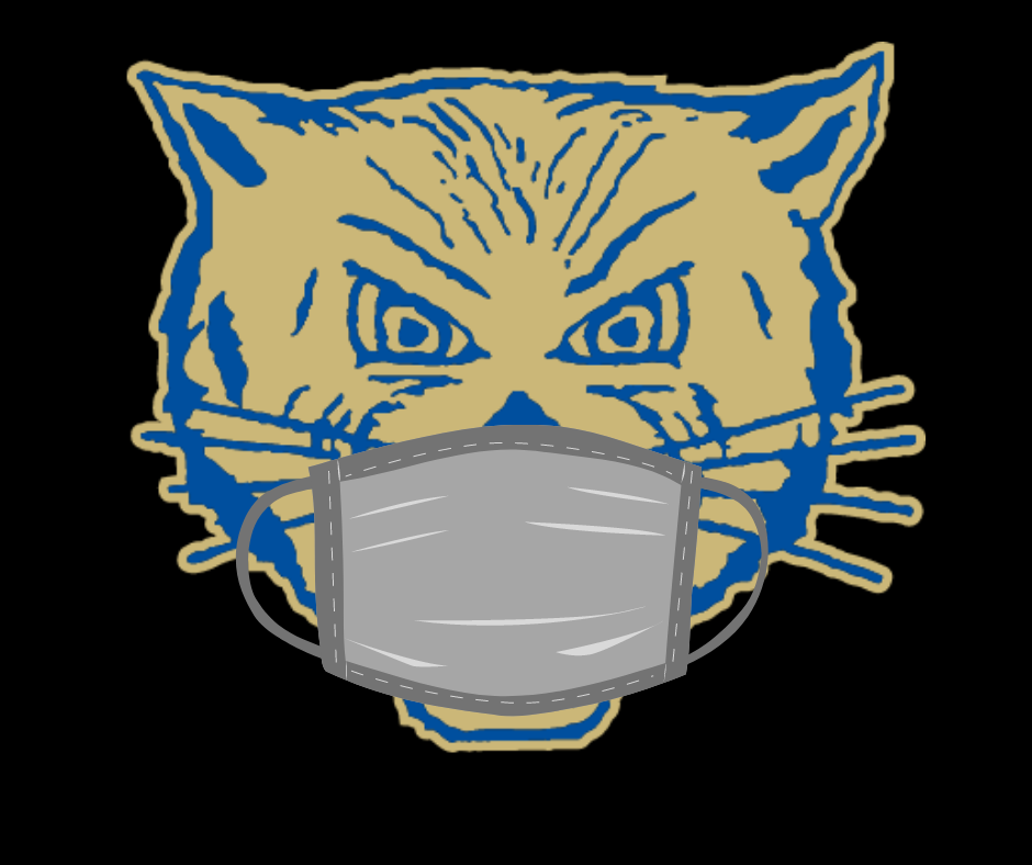 lcat with mask