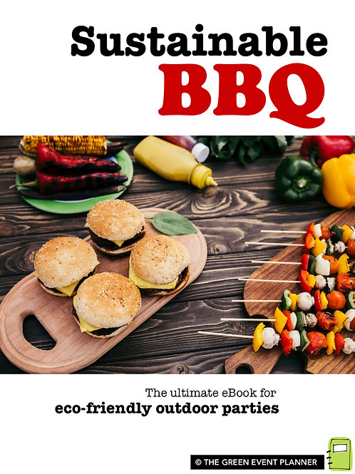 Sustainable BBQ eBook