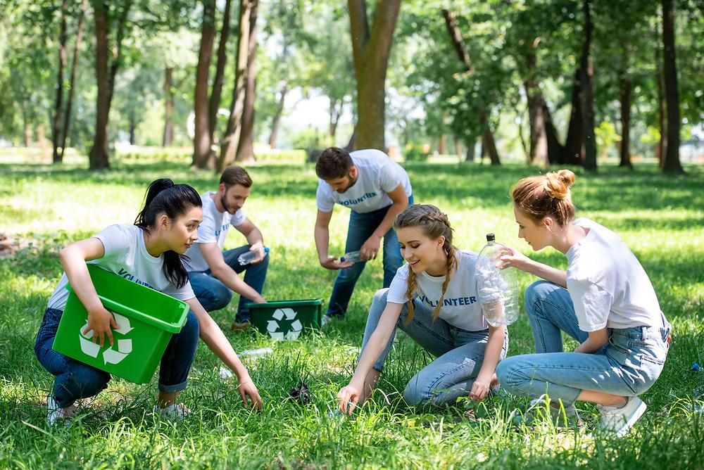Zusammen Gutes tun: der neuste Teambildungstrend ist da!