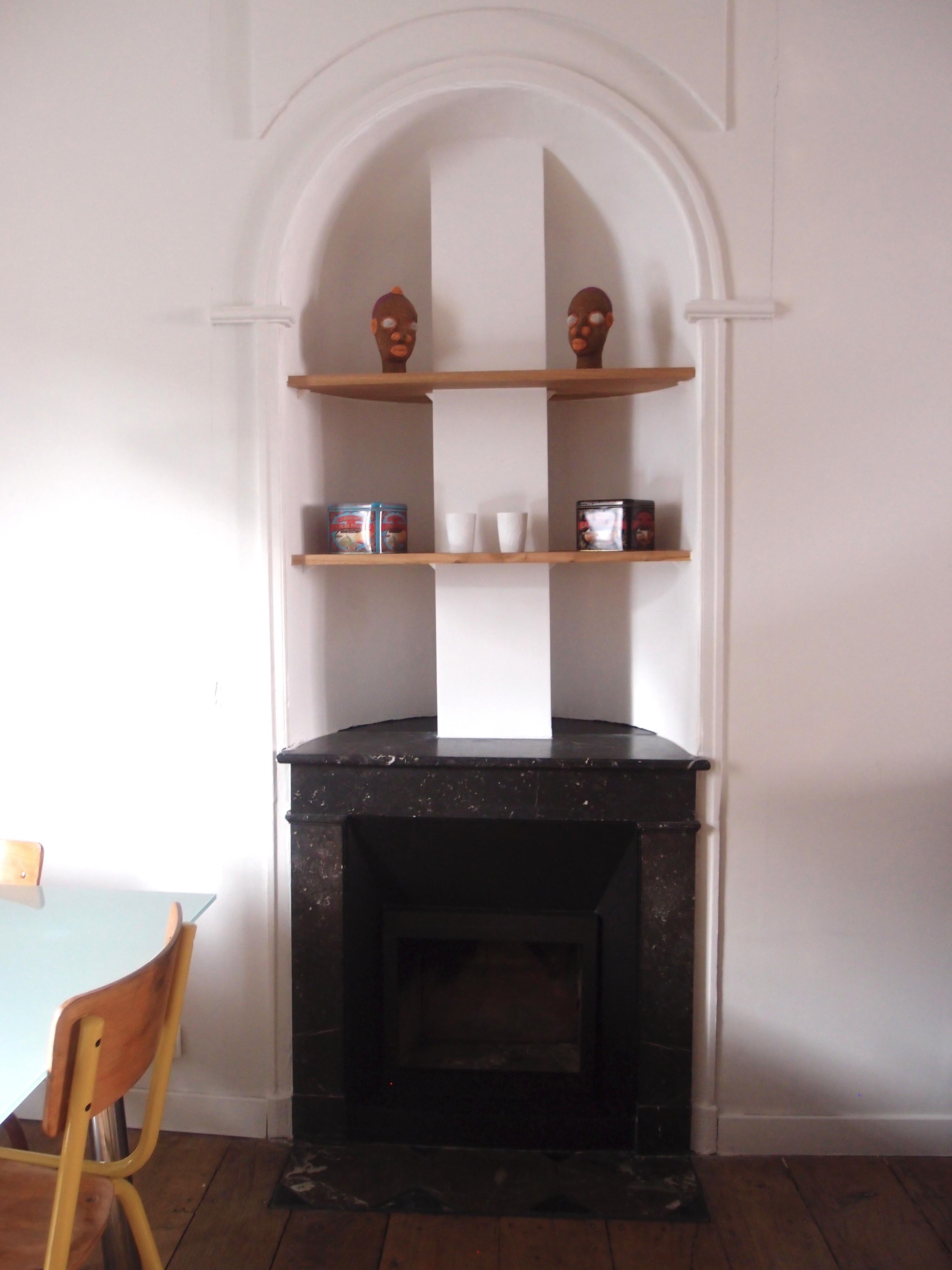 Aménagement et décoration de la cheminée