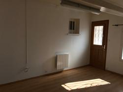 Chambre 2 d'origine, avant aménagement et décoration