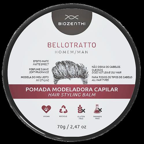 Pomada Modeladora Capilar BELLOTRATO Biozenthi 70g