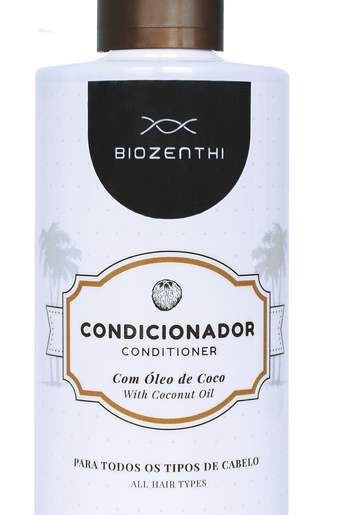 Condicionador ÓLEO DE COCO Biozenthi 200ml