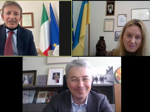 Українсько-італійський діалог у сфері культури