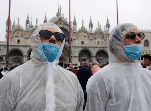 Карантинні обмеження в Італії продовжили, а кількість летальних випадків перевищила 35 тисяч