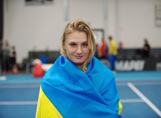 Українська тенісистка здобула перемогу у другому колі турніру в Римі