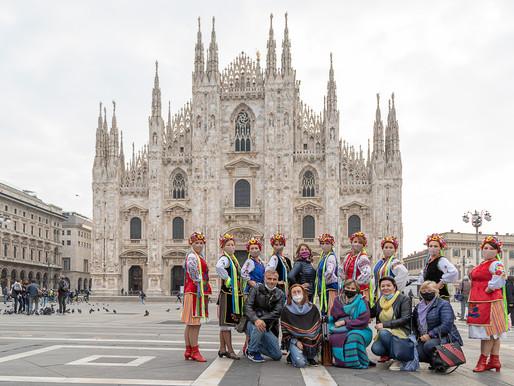«Ucraina Più – Milano»: Культурна асоціація українців в Мілані