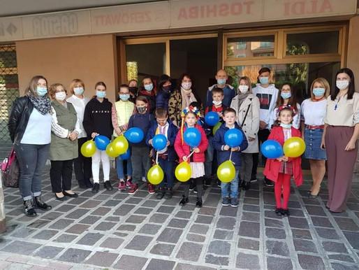 Українська школа в Мілані відкриває двері юним школярам