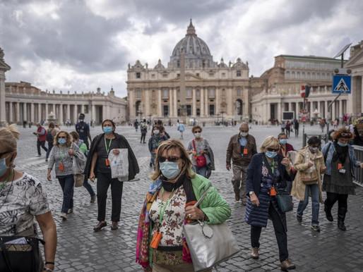 В окремих регіонах Італії посилюється карантин через мутацію коронавірусу