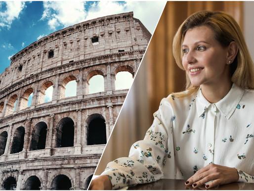 Незабаром італійські музеї заговорять українською мовою