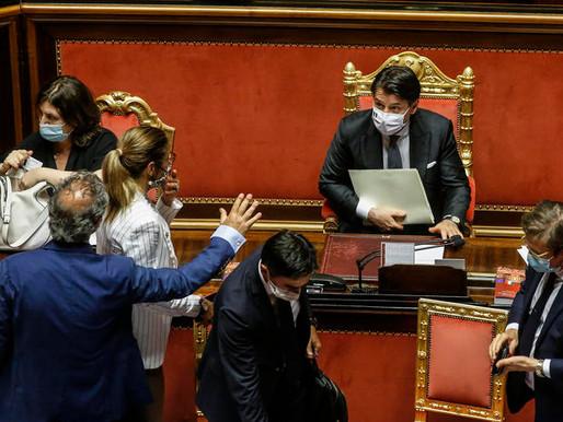 Надзвичайний стан в Італії продовжили до 15 жовтня