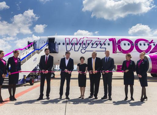 Wizz Air: 17 нових маршрутів з України в Італію