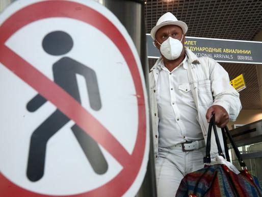 Україна з 29 серпня по 28 вересня заборонить в'їзд іноземних громадян через COVID-19