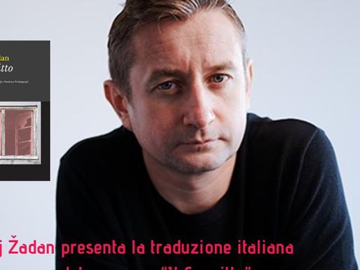 Український письменник Сергій Жадан представить італійський переклад роману «Інтернат»
