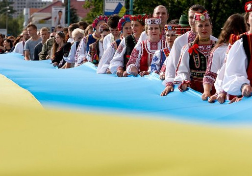 В Росії на День Незалежності України діаспора проведе конкурси,флешмоб та ряд святкових заходів.