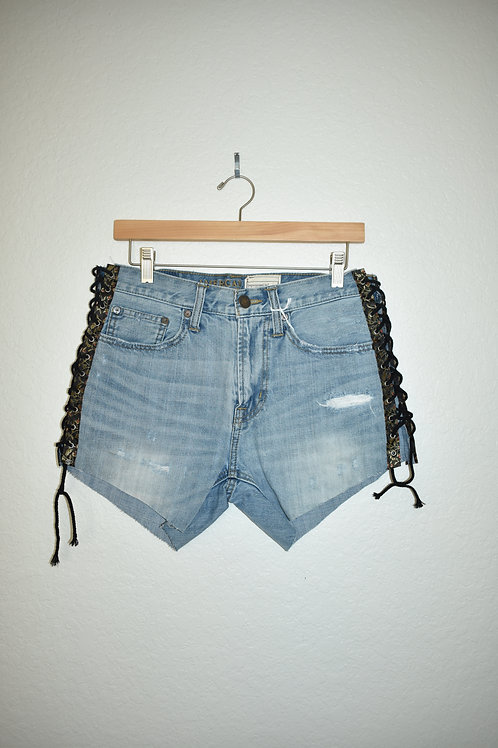 LaceUp Shorts