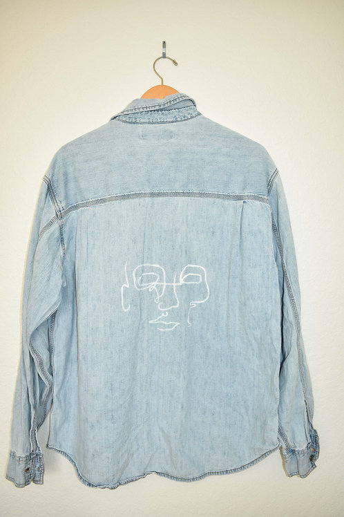 Painted Chambray