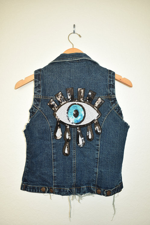 Evil Eye Vest