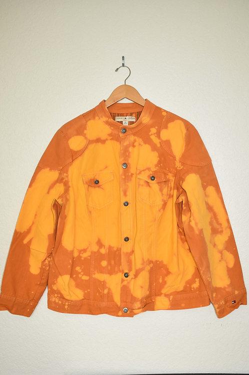 Bleached Orange Jckt