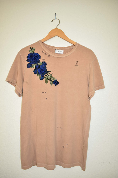 Rose Tshirt Dress