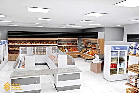 Süpermarket Tasarımı