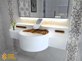 Banyo Lavabo Tasarımı