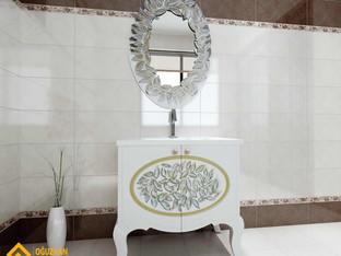 Banyo Dolabı Tasarım