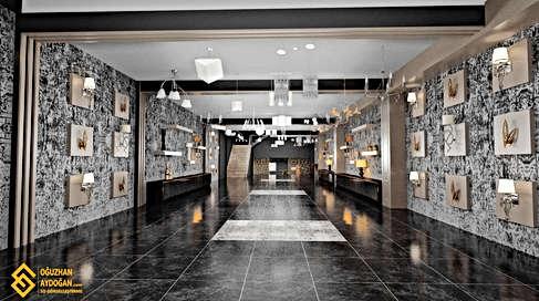 Cristalin Avize Mağaza Tasarım