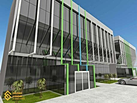Medikal Ofis Cephe Tasarımı I Ankara
