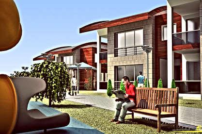 Afyon Termal Villa Projesi