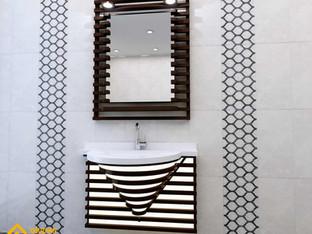 Banyo Dolabı Tasarımı