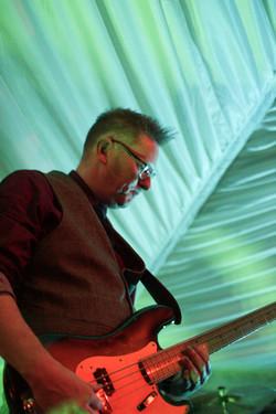 Steve Baker - Bass Guitar