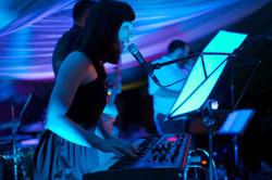 Sarah Watton - Keyboard & Vocals