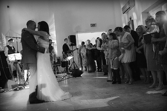 Wedding at Fazeley Studios