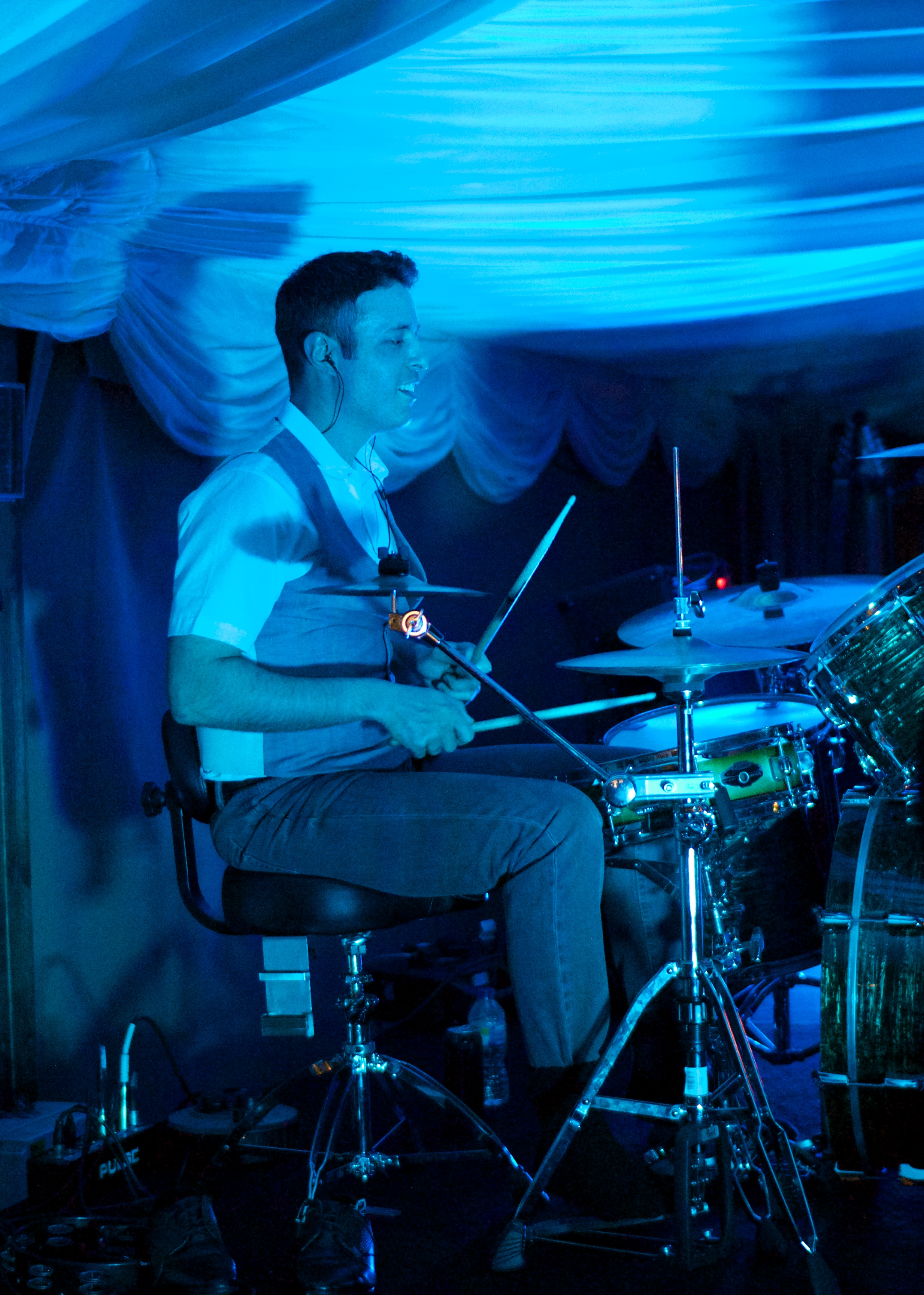 James Ward-Nixon - Drums