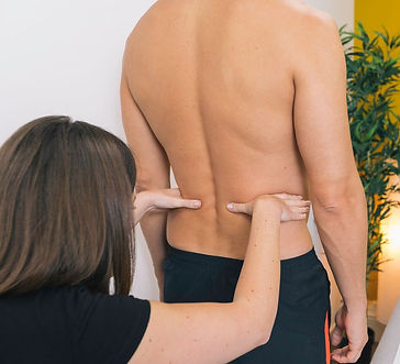 af therapy initial assessment remedal massage sports massage