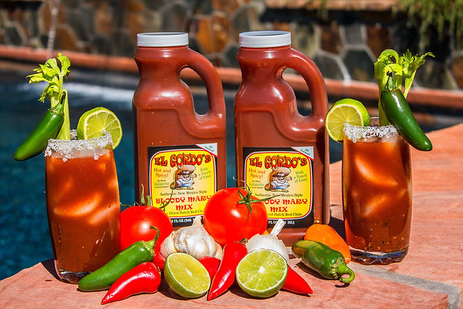 EL GORDOS Bloody Mary Mix