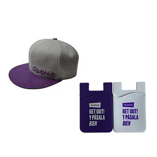 Merchandising StubHub