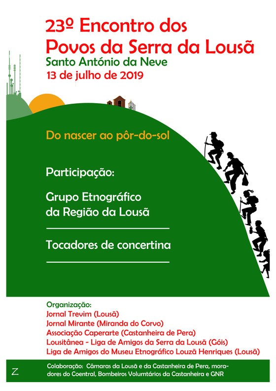 23º Encontro dos Povos Serranos da Serra da Lousã 2019
