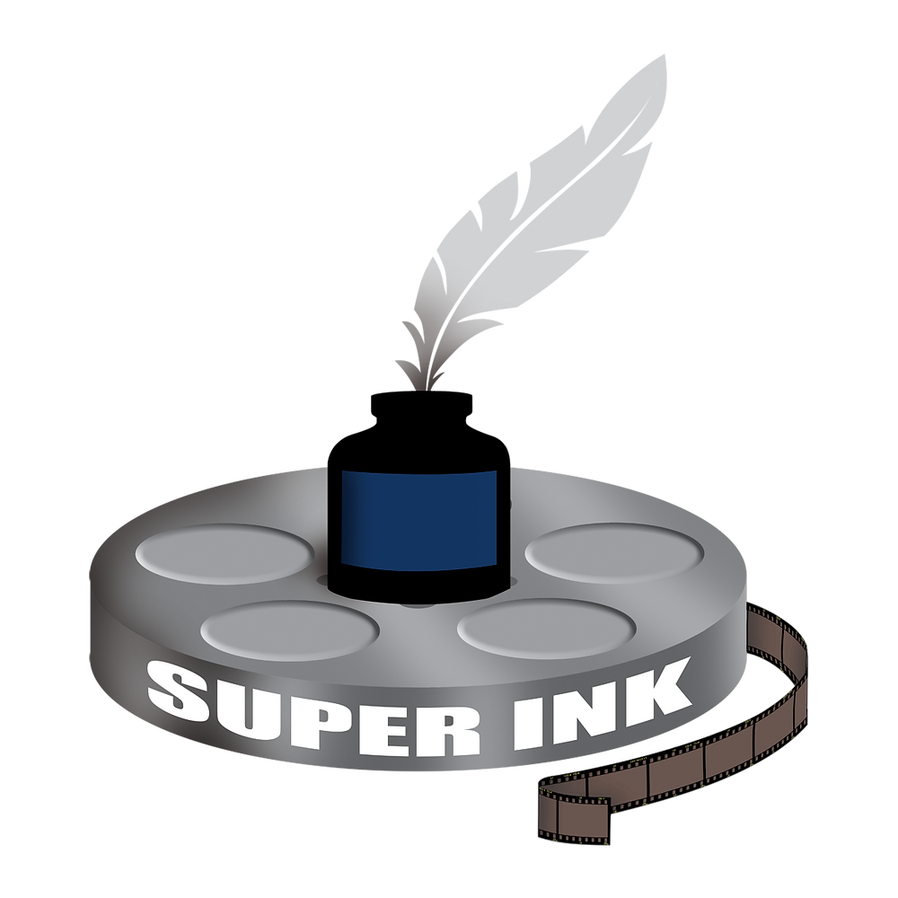 Super Ink Movie Club Logo
